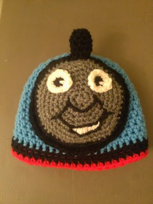 The Hippy Hooker: Thomas Hat Free Crochet Pattern | gorro ganchillo ...