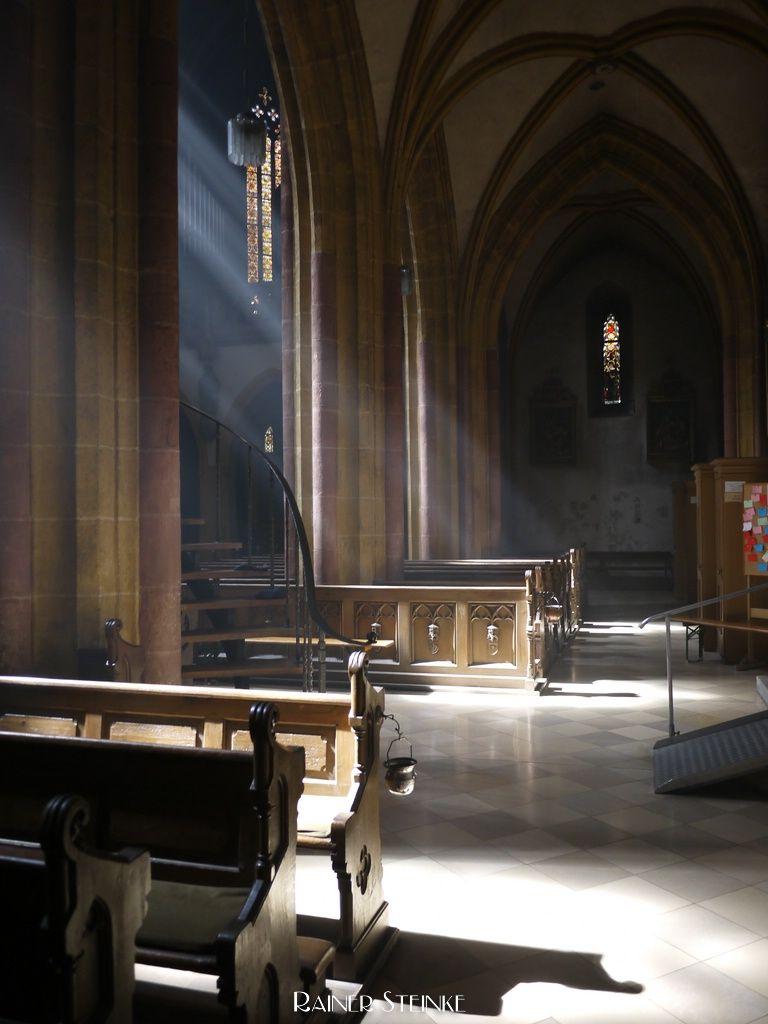 Die Kirche Sankt Johannes Baptist in Nabburg - Kult-Urzeit | Mystische Orte
