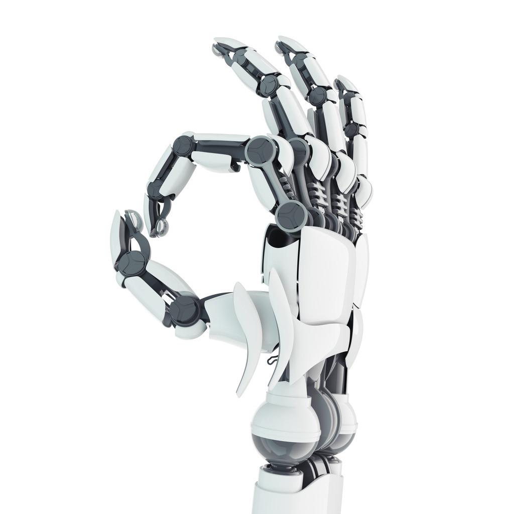 Robotic Arm Robotics Stock Photography Robot Hands Gesture Ok 1024 1024 Transprent Png Free Download Angle Robot Machine Robot Hand Robot Arm Robot