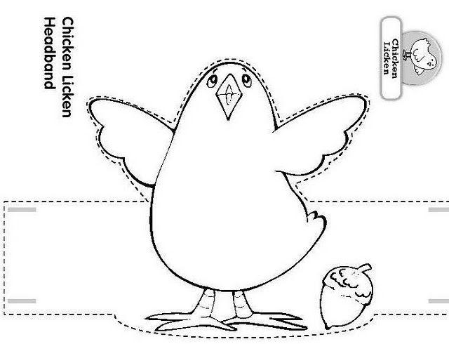 Chicken Licken Craft Ideas