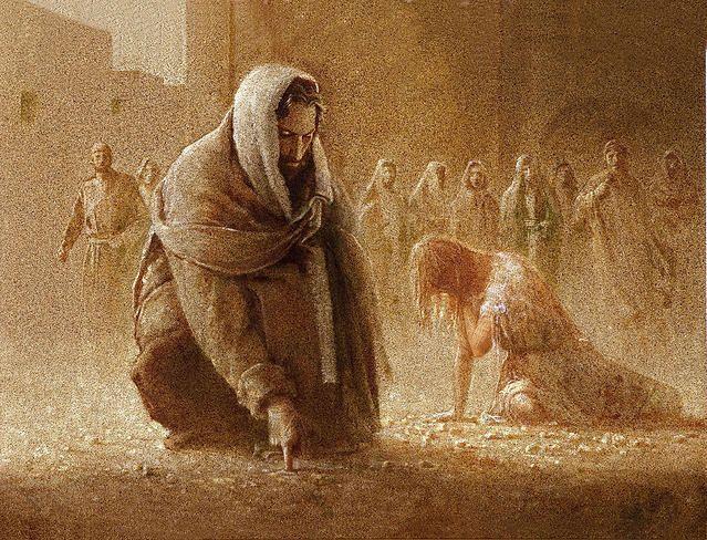 Quem Nao Tiver Pecado Atire A Primeira Pedra Com Imagens