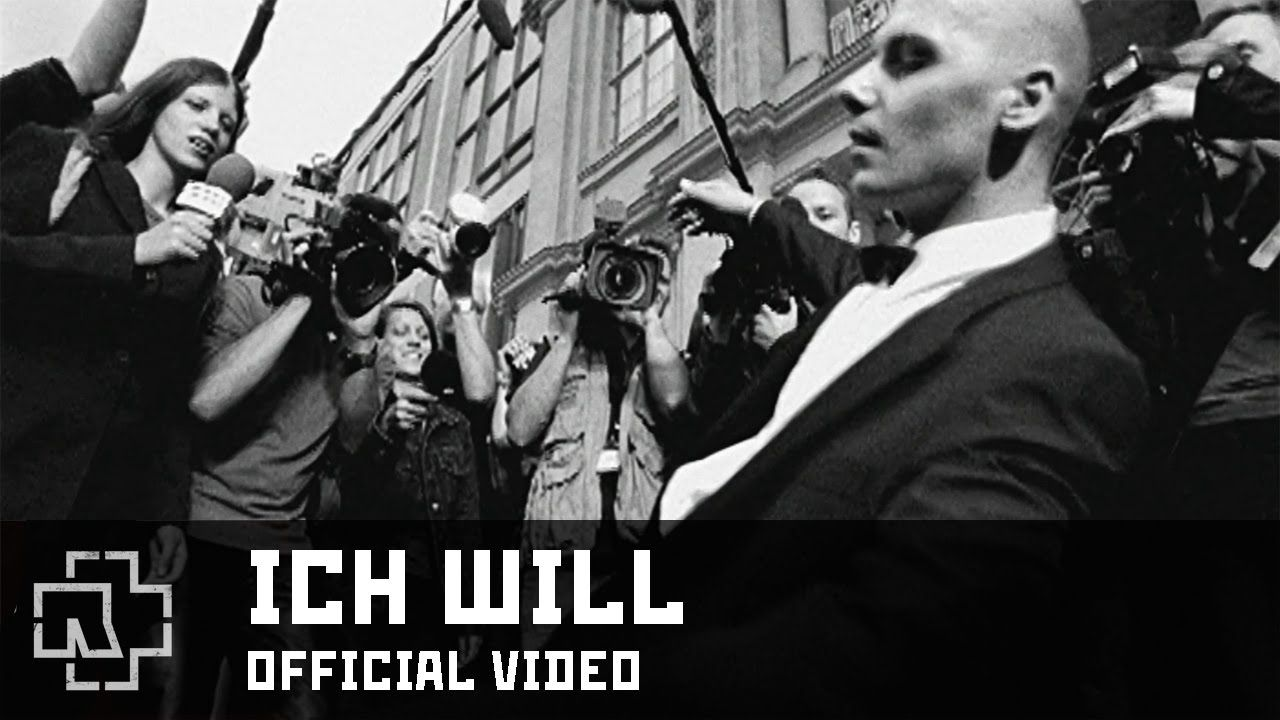 Ich Will (Official Video). Warning, Some