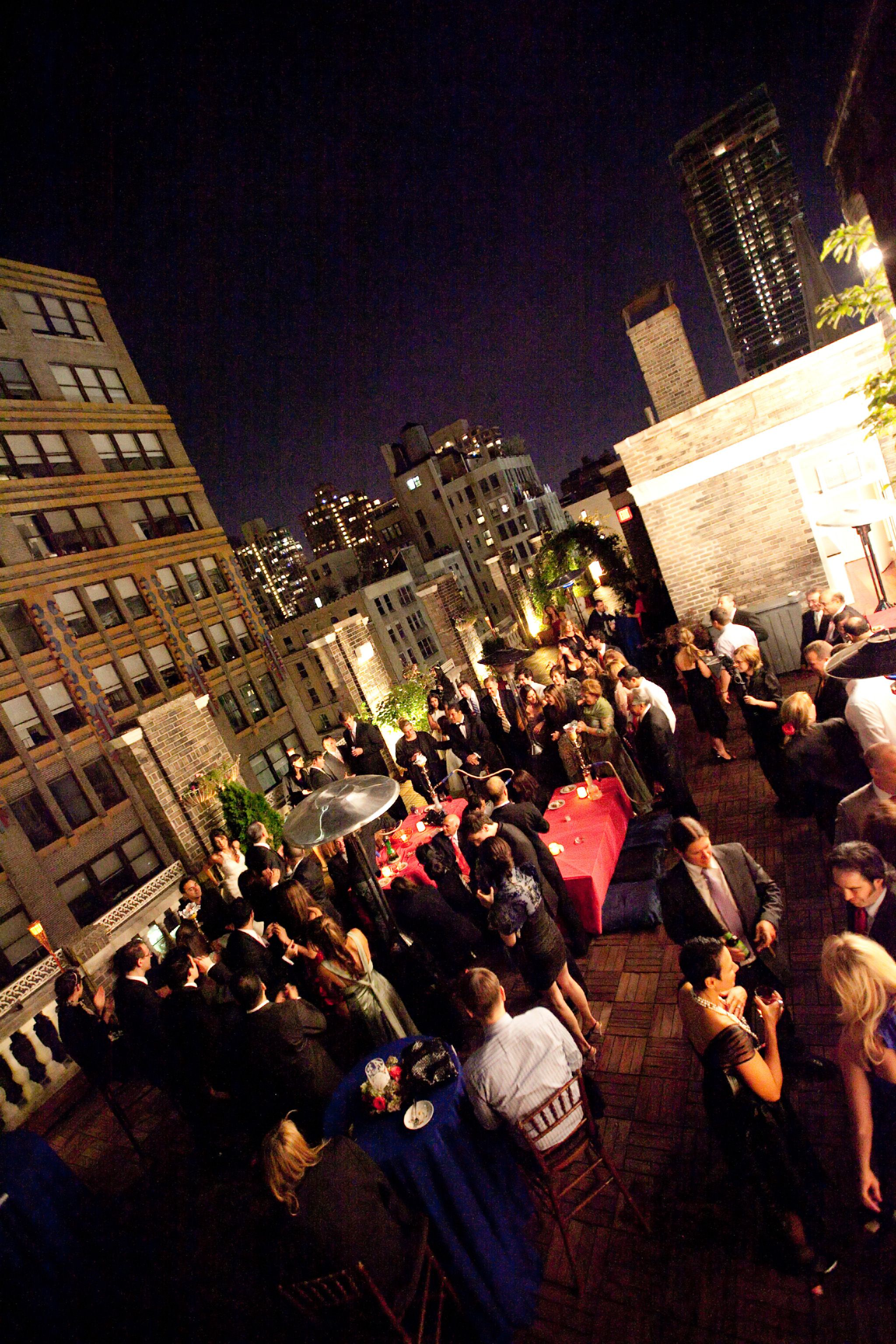 Midtown Loft Terrace Weddings Price Out And Compare Wedding Costs For Ceremony Reception Venues In New York Ny