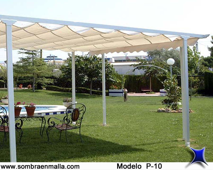 Sombra en malla venta e instalaci n de mallasombra for Modelos toldos para patios