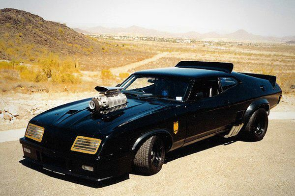 Mad Max 1973 Ford Falcon Xb Gt Coupe Cars Movie Australian