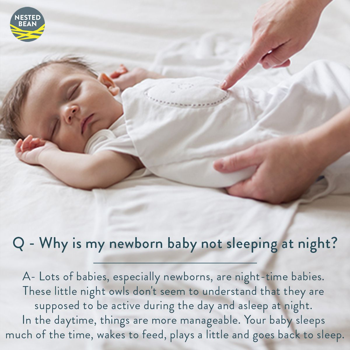How To Get My Baby To Sleep Earlier At Night