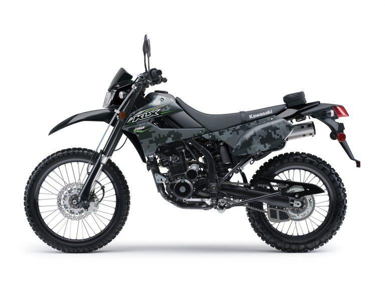 2018 Kawasaki KLX250 Announced + Video Motos, Motocicletas