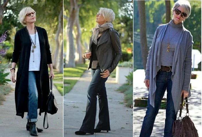"""Как одеваться после 60 лет, чтобы не выглядеть как """"тетка ..."""