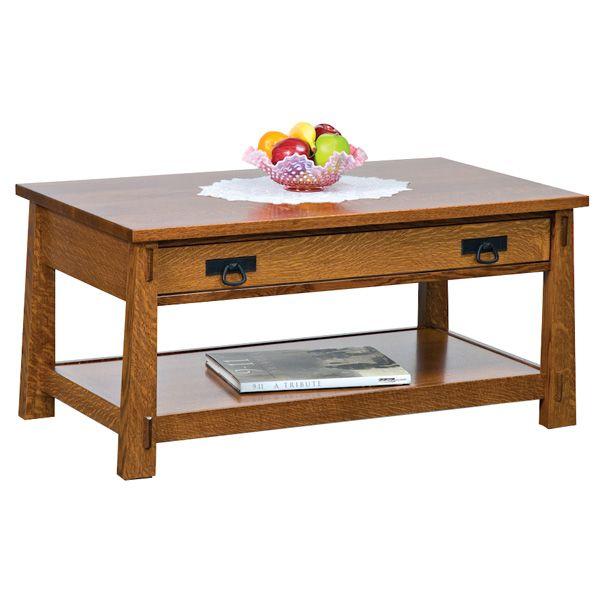 Adams Coffee Table Shipshewana Furniture Co Mebel Tumbochka I