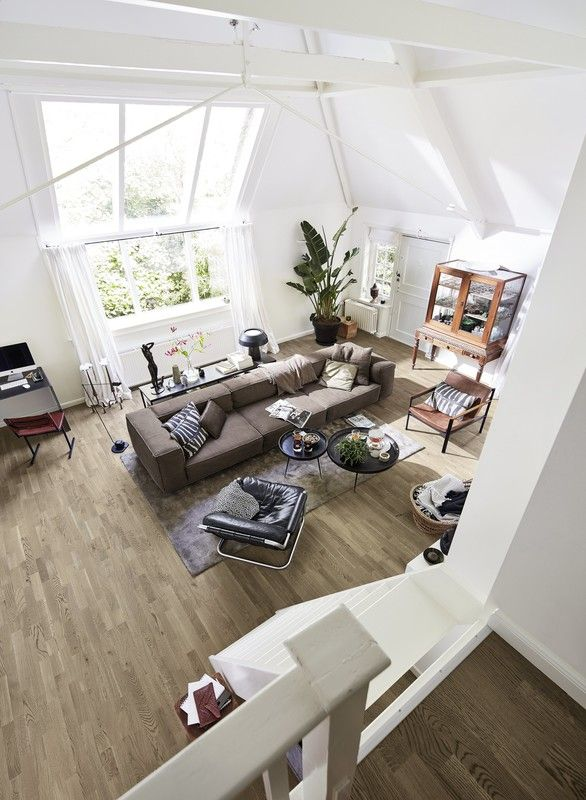 Gut Parkett Classic | PC 200 | Eiche Lebhaft Tabakgrau | 8474 | Naturgeölt U2013  Boden MEISTER Haus Natur Landhaus Ferienwohnung Galerie | Living Room |  Pinterest ...