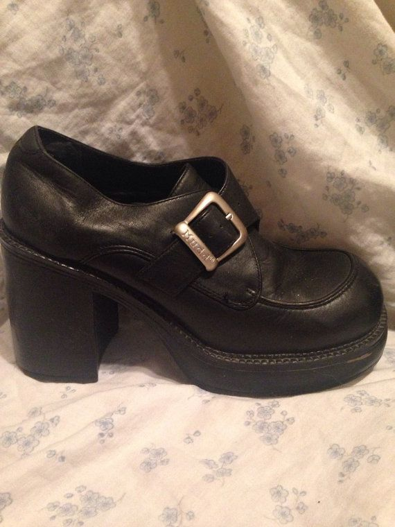 4f064c70c1c 90s chunky mudd platforms by babedeluxe on Etsy