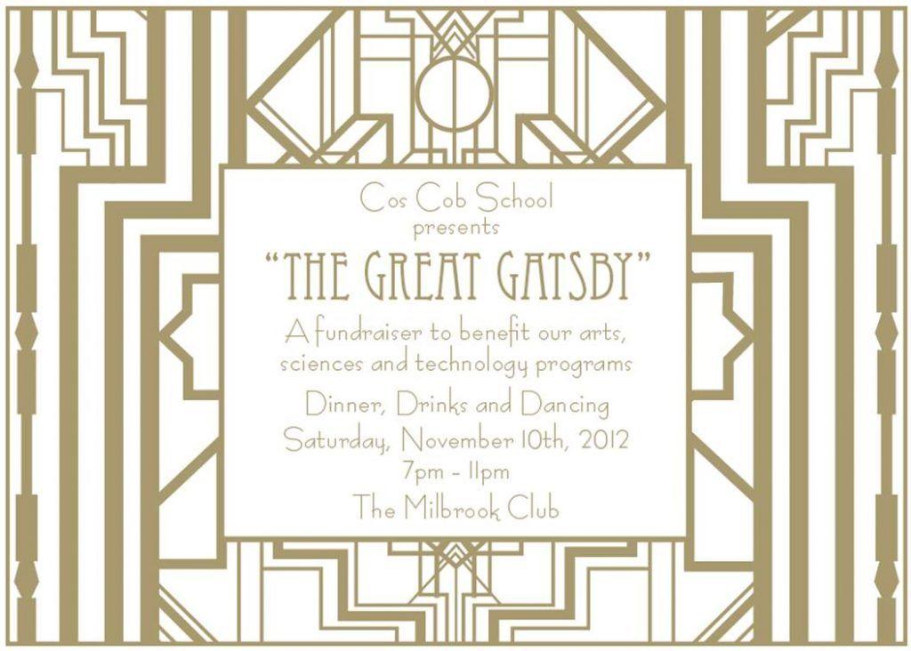 Pin On Great Gatsby Invitation Wording