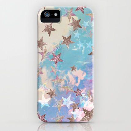 Society6 iPhone5用 Starry Eyed ケース