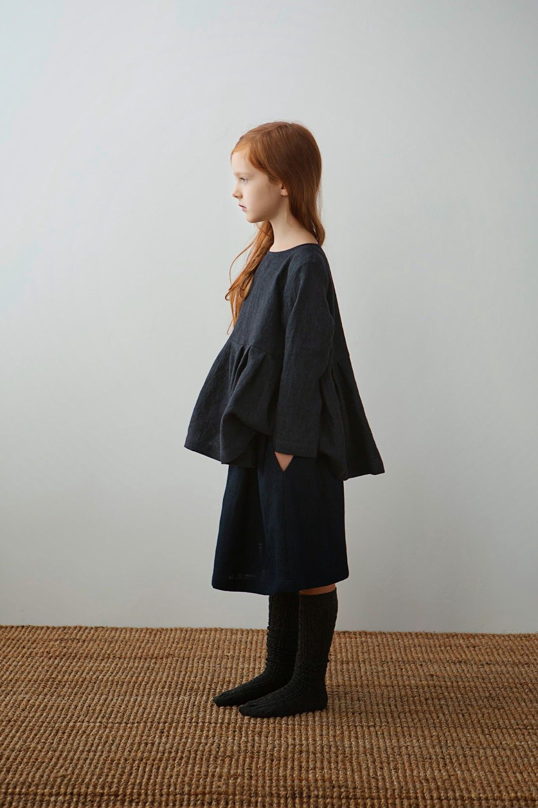 Love this one- muku: muku KIDS FW 14/15