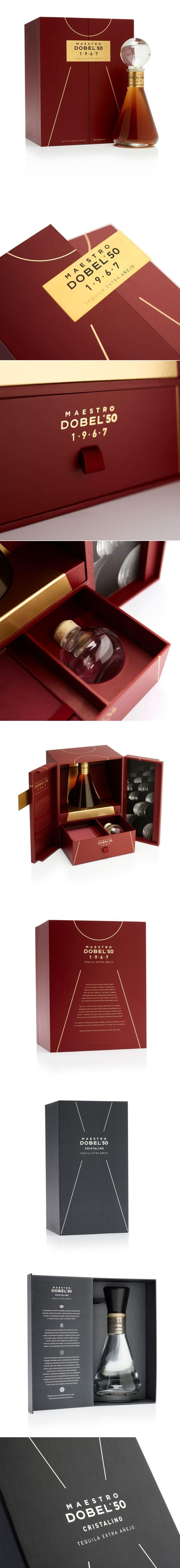 Stranger Stranger And Mw Luxury Craft An Experience For Maestro Dobel Stranger And Stranger Branding Design Luxury