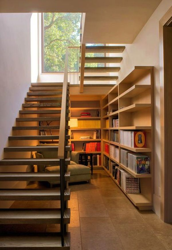 16 AWESOME AND CREATIVE WAYS TO USE THE SPACE UNDER YOUR STAIRS