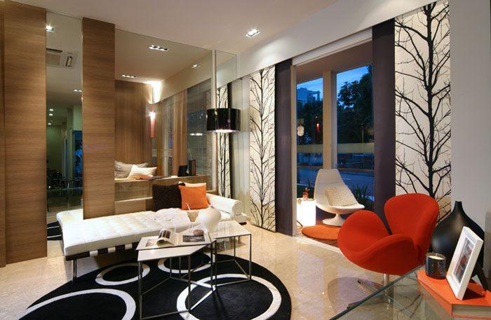 Small Studio Apartment Decorating Ideas Beautifulsmallstudio Beauteous Simple Elegant Living Room Design Inspiration
