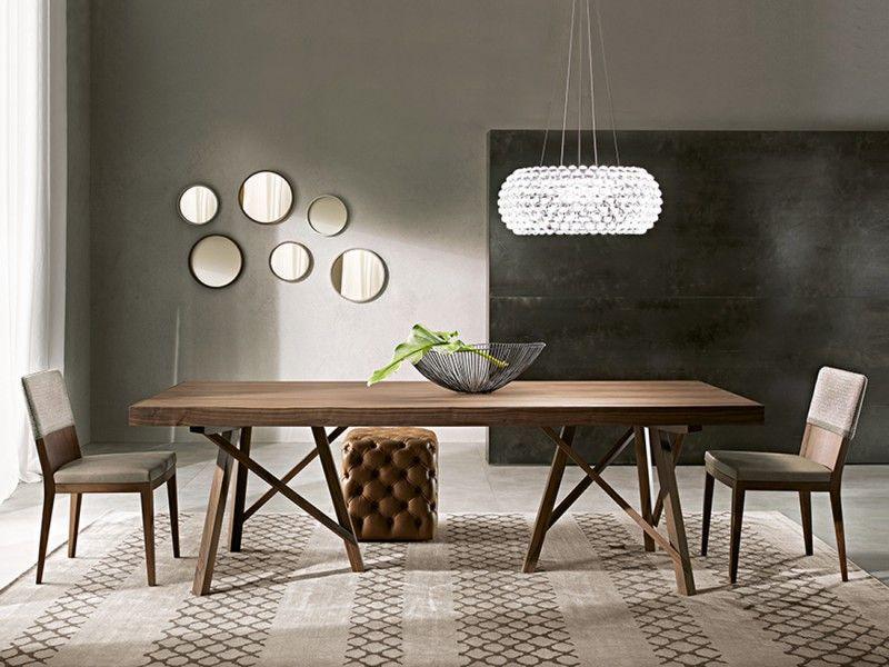 Tavoli   Tavolo legno massello, Tavoli in legno, Tavoli da ...
