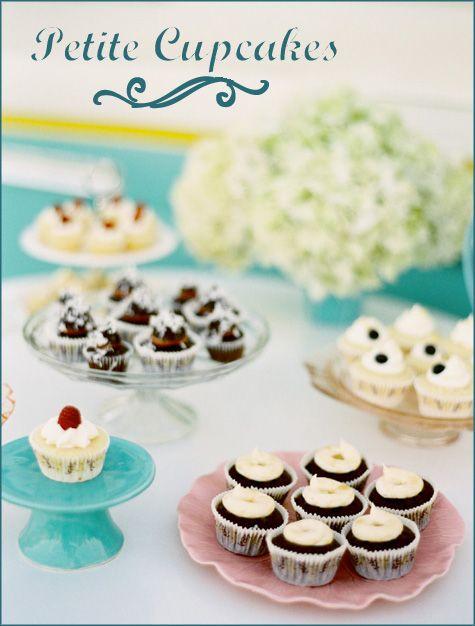 Chardonnay icing cupcake