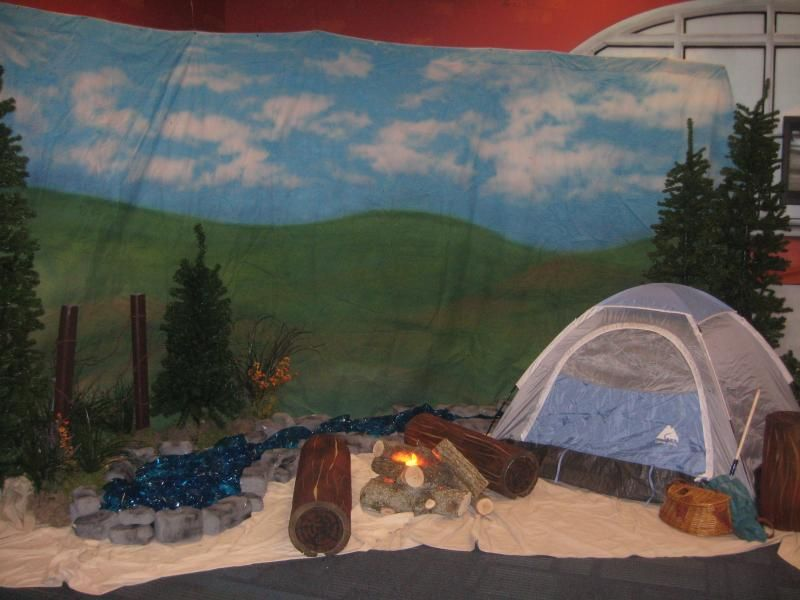 Wonderful Vbs Camping Theme Decorating Ideas Part - 13: Incorporate Into Bible Expeditions Room For Everest Theme! | Church |  Pinterest | Bible, Decoration And Room