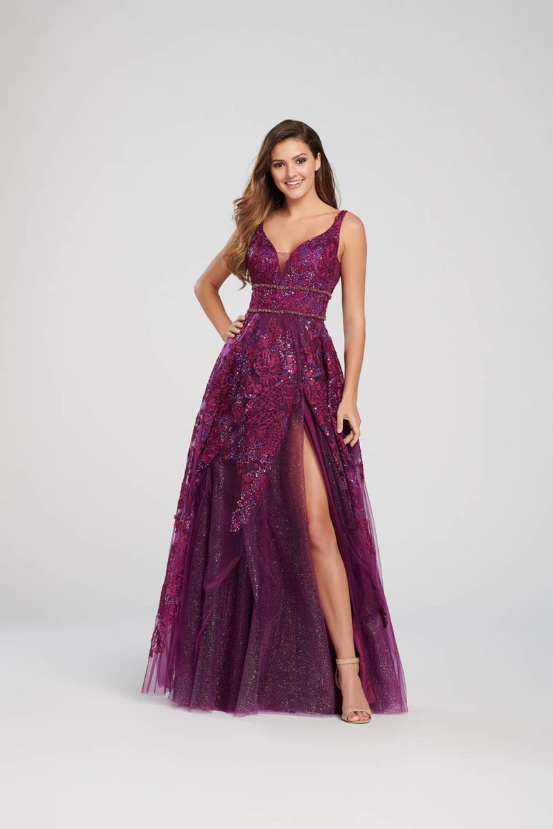 Ellie Wilde EW119035 Dress - Sparkle prom dress, Prom dresses, Dresses, Perfect prom dress, Best prom dresses, Evening dresses prom - Ellie Wilde EW119035 prom dress available for $498 at Formal Approach  Buy your Ellie Wilde EW119035 from an authorized prom dress shop