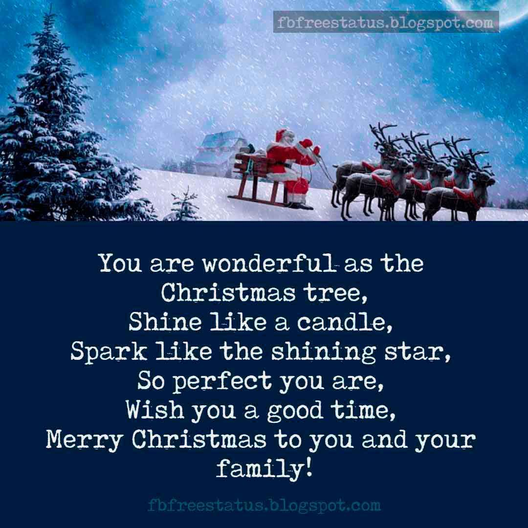 Merry Christmas Wishes Text And Messages And Images For Christmas