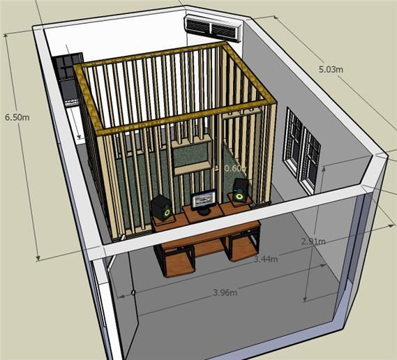 Vocal Booth Design Plans Style Room Decoration