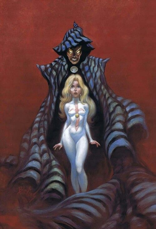 Cloak and Dagger by Brett Blevins