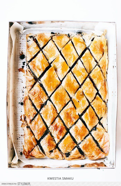 Baklava Makowa Kwestia Smaku Na Stylowi Pl Sweet Recipes How Sweet Eats Yummy Food
