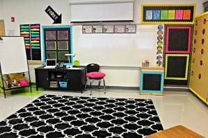 Love this classroom! Organization to die for! Neat, uncluttered, welcoming, calm, fresh. If money no object ;) . Classroom Tour 2014-2015 by KimG-C