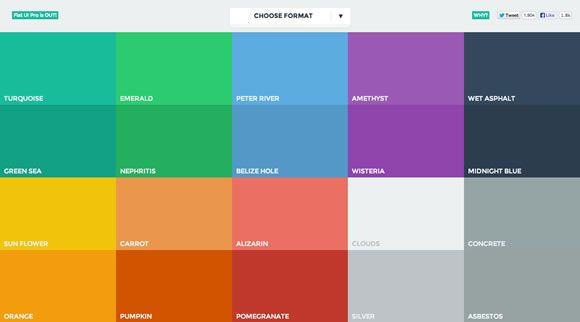 color links books tools to make your life easier web design ledger - Colors App