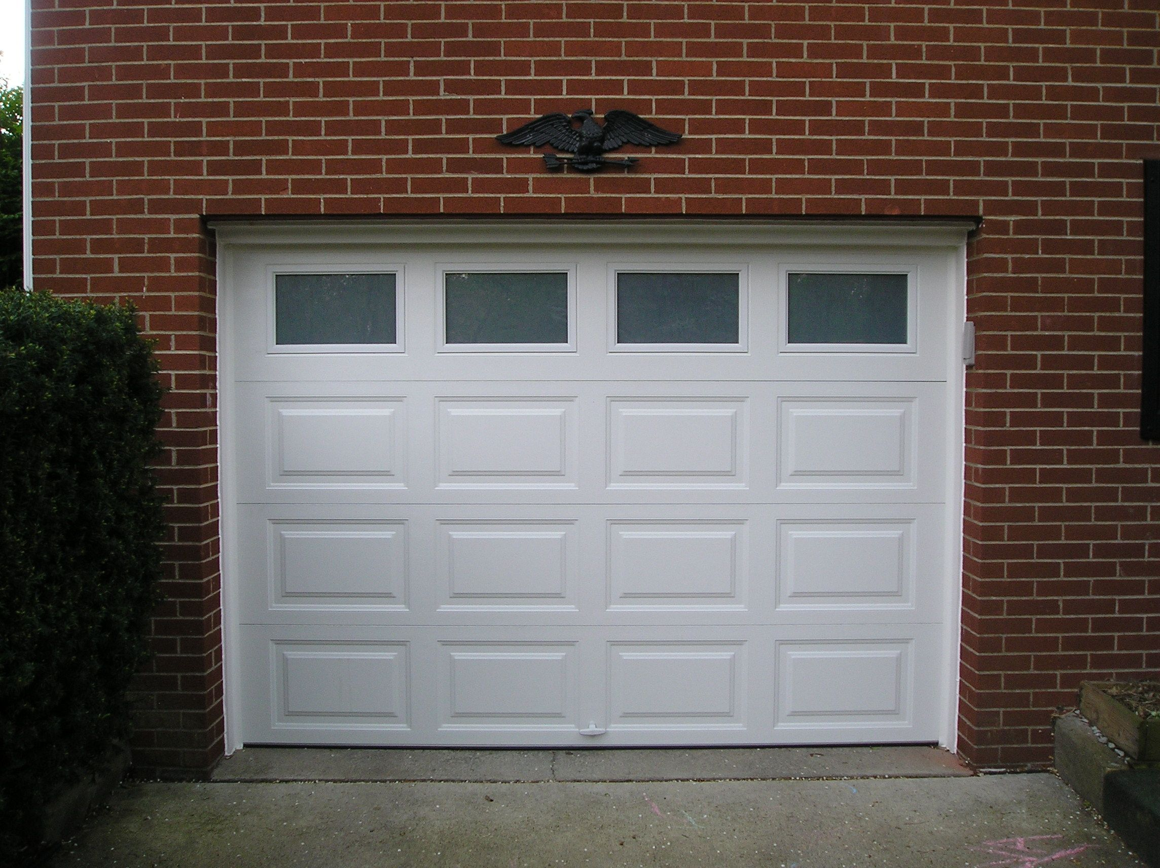 Here Is An After Picture Of A Clopay 4400 Garage Door That Thomas V
