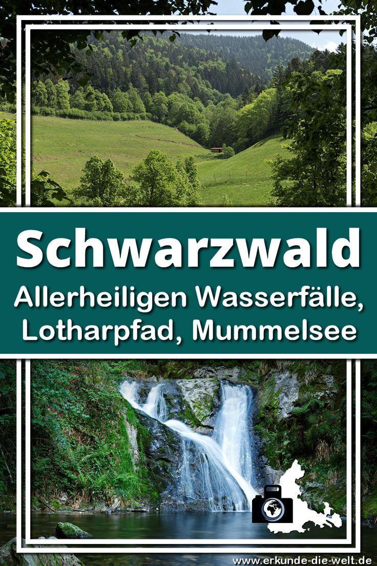 Die Allerheiligen Wasserfälle #naturallandmarks