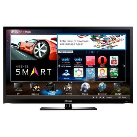 Hhgregg Price 499 95 Hisense 42 3d 1080p Led Smart Hdtv Model 42k316dw Smart Hdtv Smart Tv
