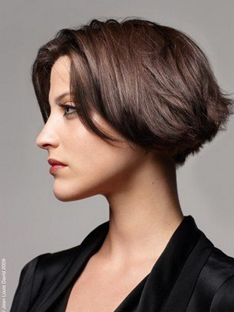 Coupe Carre Court Degrade Hair Pinterest