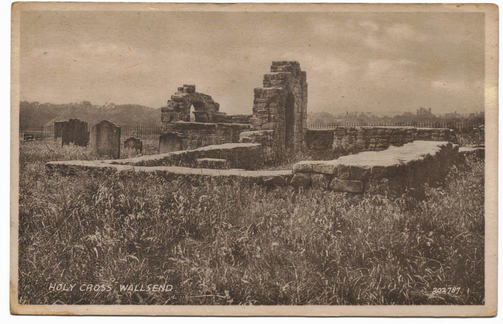 1950s Postcard Of Holy Cross Wallsend Tyne Wear England Postcards Tyne And Wear Holy Cross England