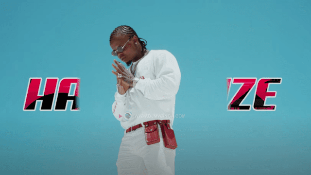 Harmonize Is Back With A New Video Anajikosha In 2021 Entertainment News Celebrities News Songs Video