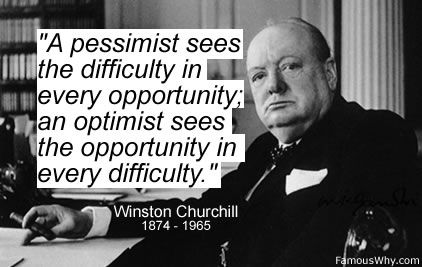Winston Churchill: proud to call him family. 100% one of my role models