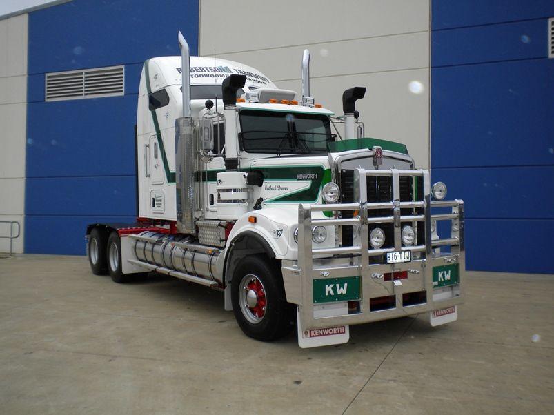 Kenworth Trucks, Trucks