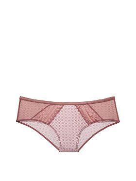 c97e094f580c Victoria Secret Body By Victoria Hiphugger Panty in Vintage Rose Print