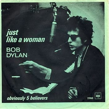 Bob Dylan Just Like A Woman Vinyl At Discogs With Images