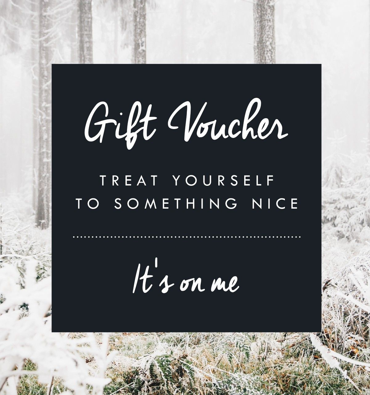 Gift Voucher | Business | Pinterest | Gift, Salons and Gift voucher ...