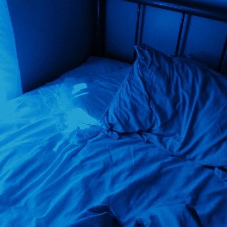 Late Night Colors Colors Colors Blue Aesthetic Blue