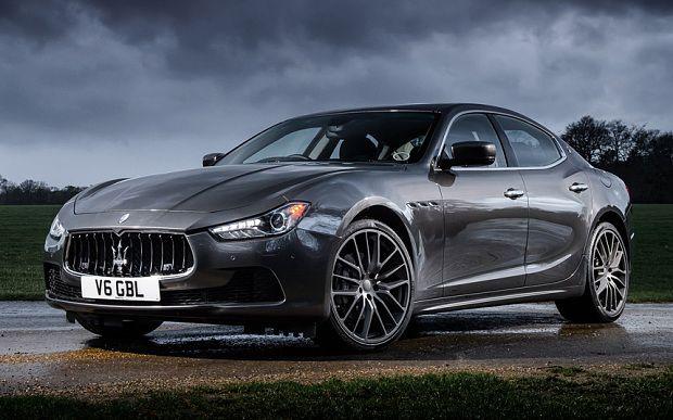 Maserati Ghibli Fast Furious 7