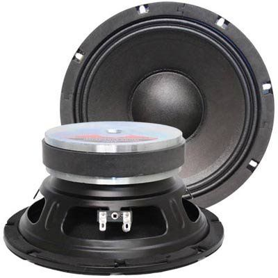 Seismic Audio Jolt 8pair Pair Of 8 Bass Guitar Raw Woofers Speaker Driver Pro Audio Replacements By Seismic Audio Woofer Speaker Speaker Driver Speaker