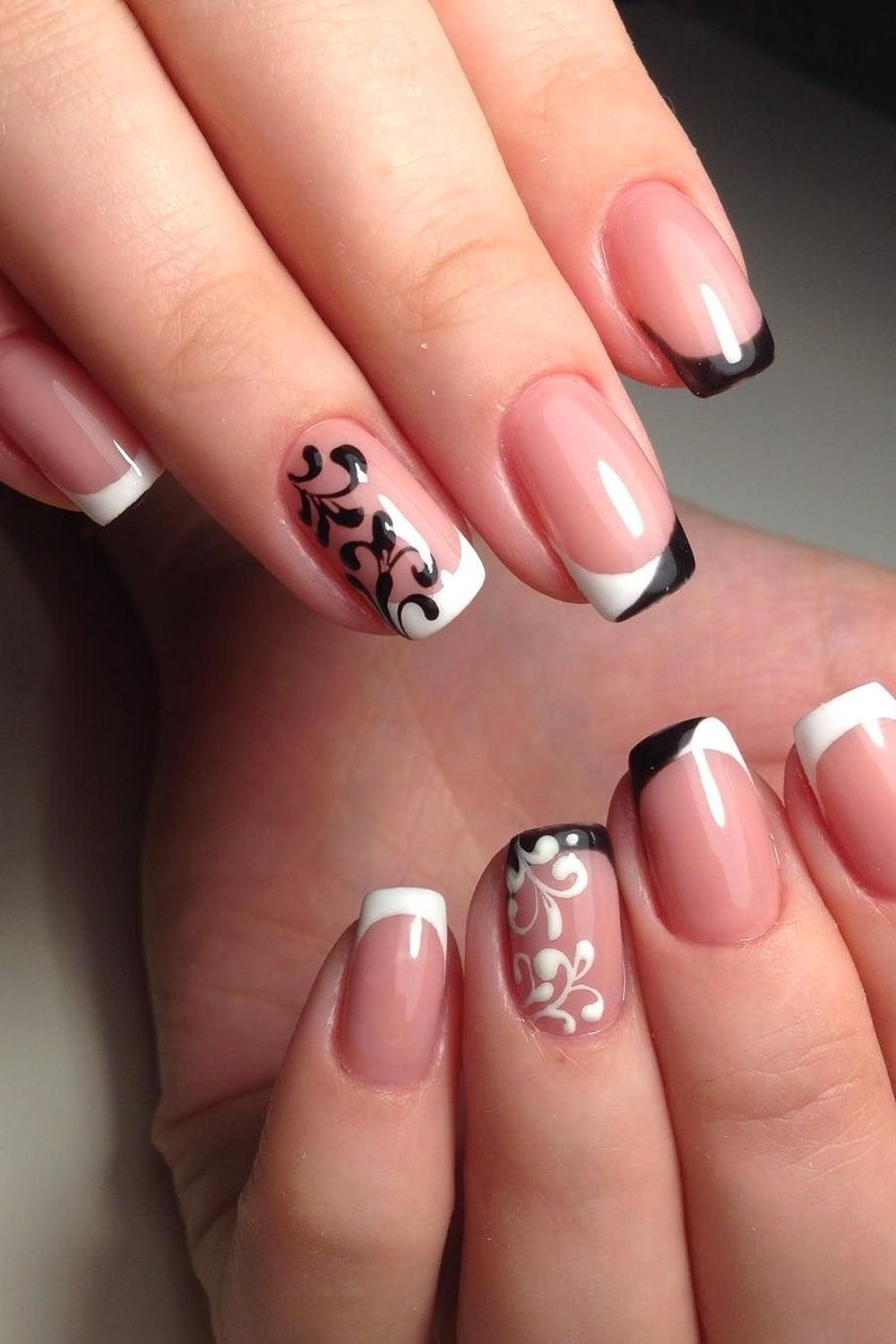 Pin By Dinoradamin On Pretty Nails In 2020 French Manicure