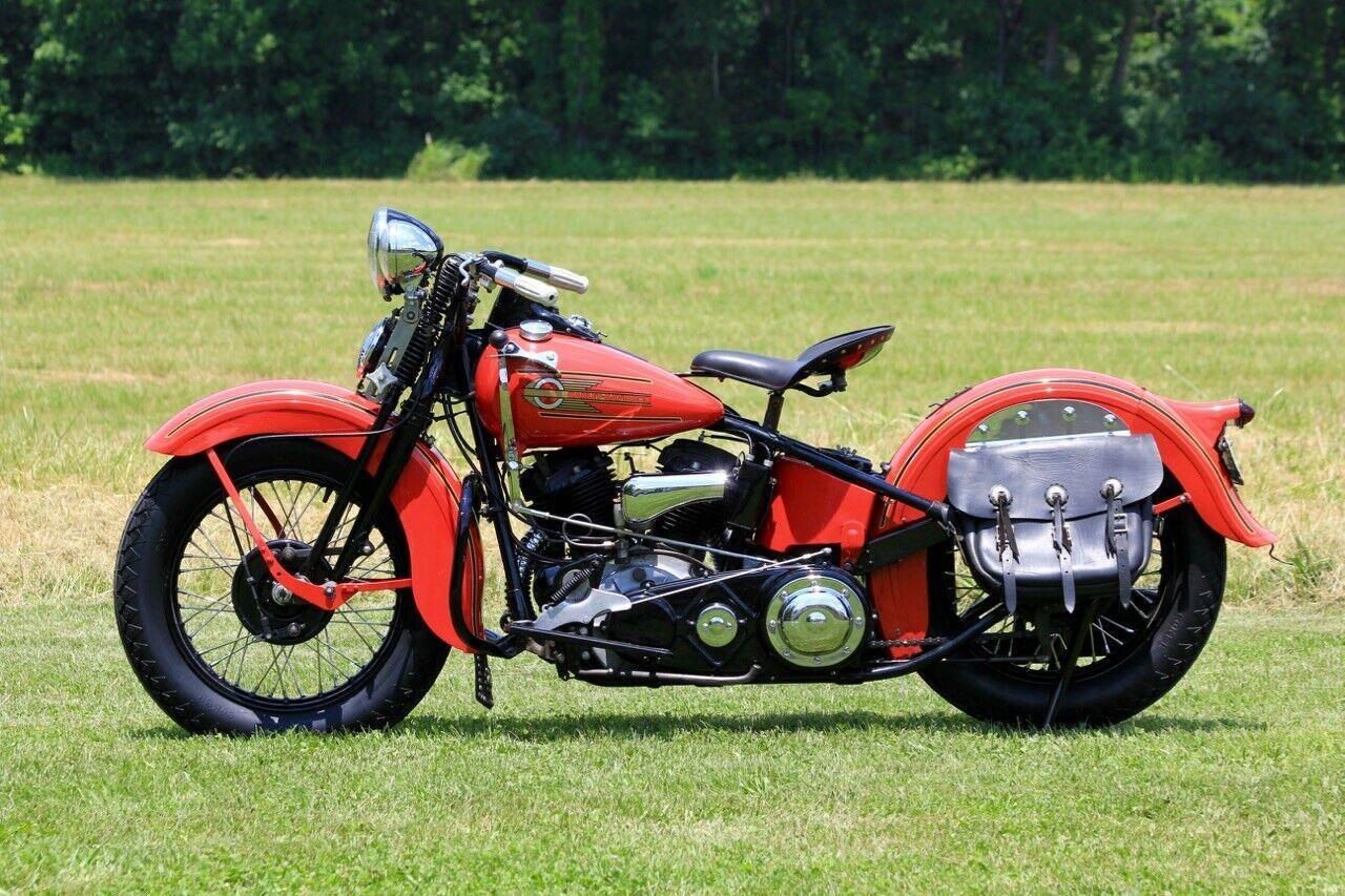 Forsale 1937 Harley Davidson Other 1937 Harley Davidson Ul Big
