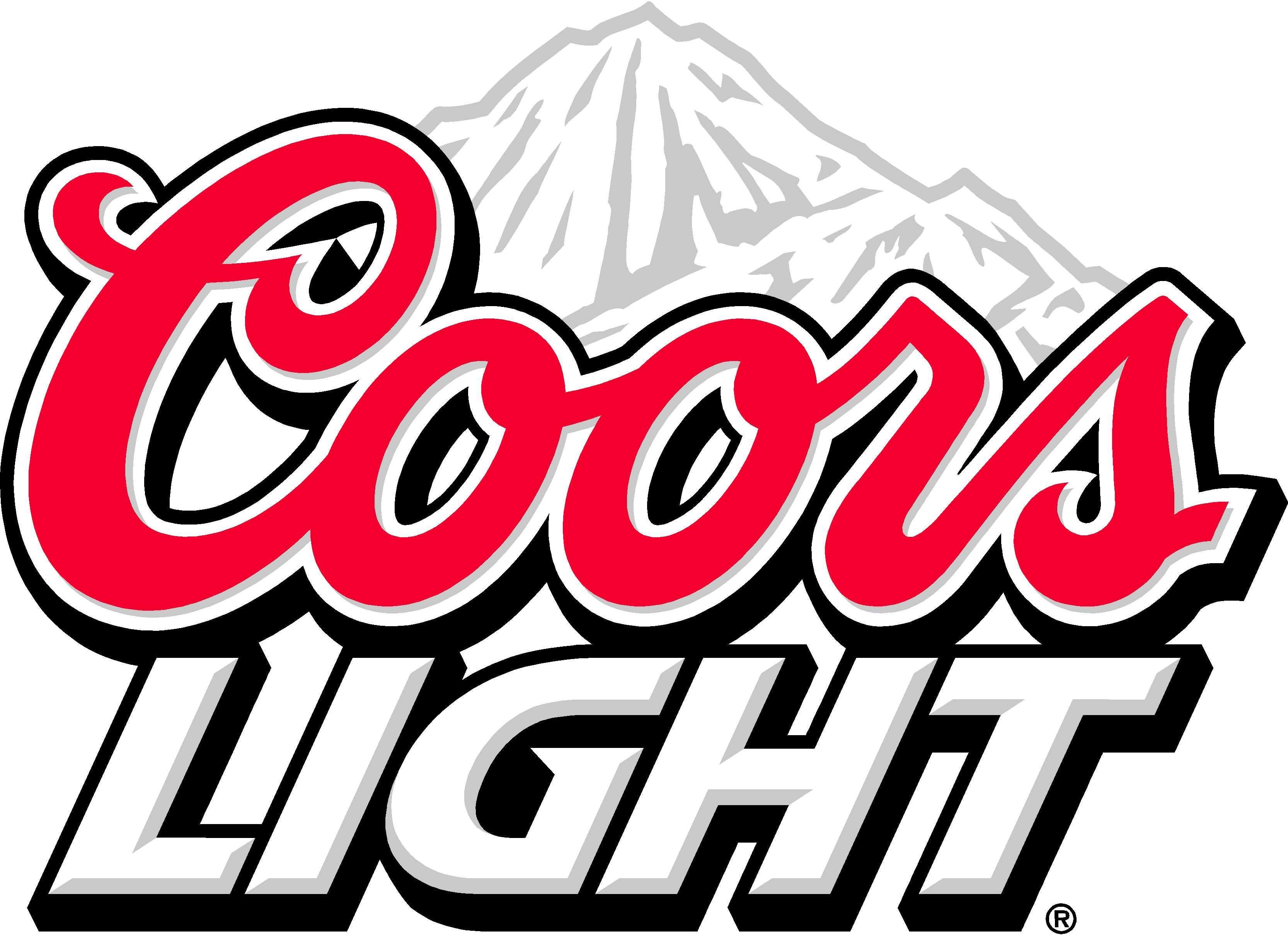 Coors_Light_Logo.jpg 3,332×2,419 pixels | Cake | Pinterest ...