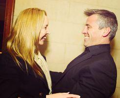 favorite friendships » Matt LeBlanc & Lisa Kudrow