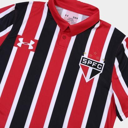 3d1ef0e5cc6 Kit Camisa São Paulo Under Armour II 16 17 + Camisa Polo São Paulo Réplica  1992 - São Paulo Mania